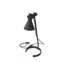 Desk Lamp Black PNG & PSD Images