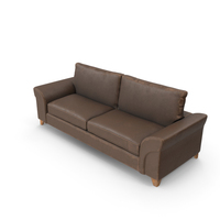 Sofa Leather Worn PNG & PSD Images