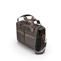 Dr Koffer Briefcase Brown PNG & PSD Images