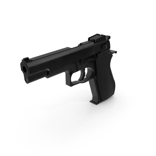 Pistol Gun PNG & PSD Images