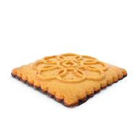 Christmas Chocolate Biscuit PNG & PSD Images