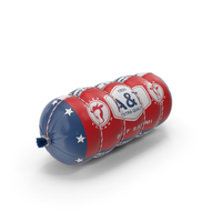 Sausage Bandaged with String PNG & PSD Images