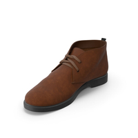 Mens Shoes Brown PNG & PSD Images