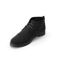 Mens Shoes Black PNG & PSD Images