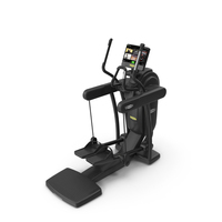 Excite Vario Gym Elliptical PNG & PSD Images