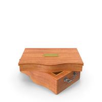 Vintage Wooden Box PNG & PSD Images
