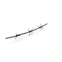 Rusty Barbed Wire PNG & PSD Images