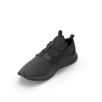 Men's Sneakers Black PNG & PSD Images