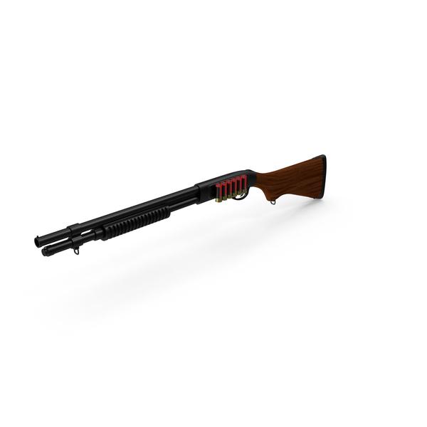 SHOT GUN BULLETS WOOD PNG & PSD Images