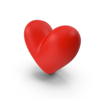 Heart Red PNG & PSD Images
