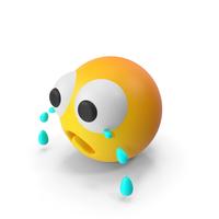 Emoji Crying PNG & PSD Images