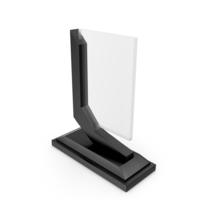 Acrylic Award PNG & PSD Images
