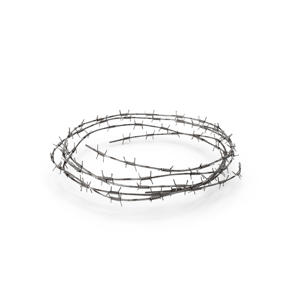 Barbed Wire Crown PNG & PSD Images