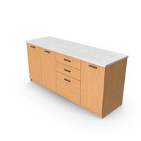 Kitchen Cabinets PNG & PSD Images