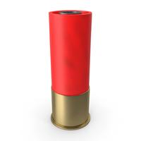 Shot Gun Bullet Red PNG & PSD Images