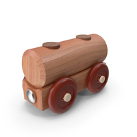 Wooden Train PNG & PSD Images
