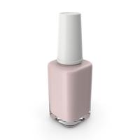 Nail Polish Pink PNG & PSD Images