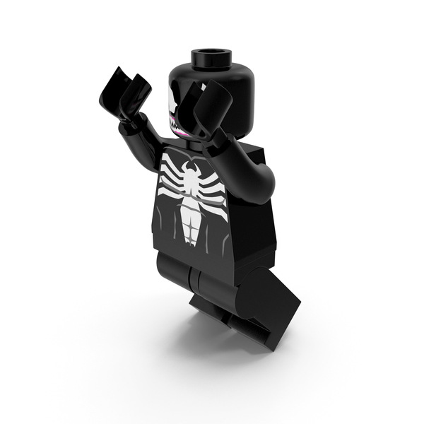 Venom Jumping PNG & PSD Images