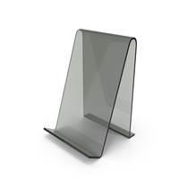 Glass Phone Stand PNG & PSD Images