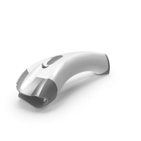 Barcode Scanner Model AS8020CL PNG & PSD Images