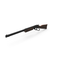 Rifle Stylized PNG & PSD Images