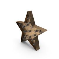 Star Lighting Bronze Off PNG & PSD Images
