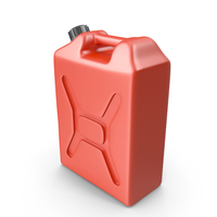 Jerry Can Plastic PNG & PSD Images