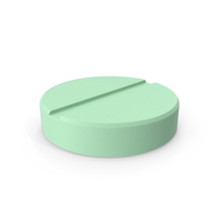 Pill Green PNG & PSD Images