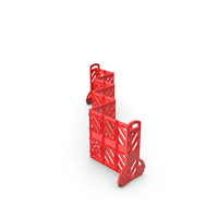 Safety Barrier Red PNG & PSD Images