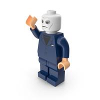 Lego Chameleon Pose1 PNG & PSD Images