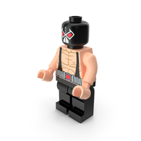 Lego Bane PNG & PSD Images