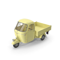 Ape Piaggio PNG & PSD Images
