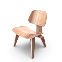 Eames Plywood Chair PNG & PSD Images
