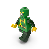Lego Hydrasoldier Walk PNG & PSD Images