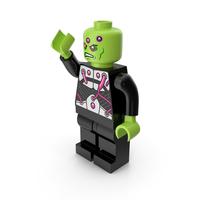 Lego Brainiac Pose PNG & PSD Images