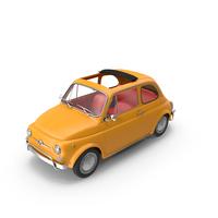 Fiat 500L PNG & PSD Images