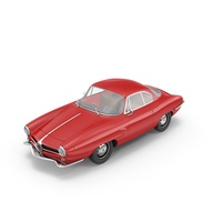 Giulietta Alfa Romeo 1961 PNG & PSD Images
