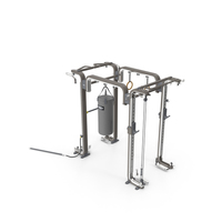 Omnia Multifunctional Gym PNG & PSD Images
