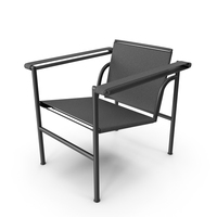 Cassina LC1 Armchair PNG & PSD Images