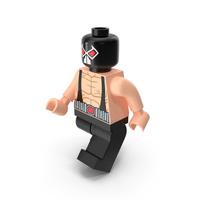 Lego Bane Walk PNG & PSD Images