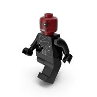 Red Skull Version 2 Walk PNG & PSD Images