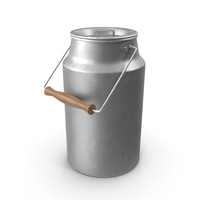 Milk Can New PNG & PSD Images