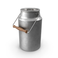 Milk Can Old PNG & PSD Images