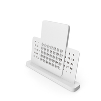 Calendar White PNG & PSD Images