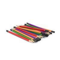 Pencils PNG & PSD Images