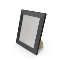 Photo Frame Black PNG & PSD Images