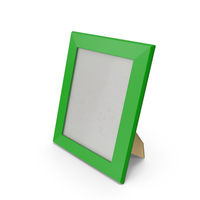 Photo Frame Green PNG & PSD Images