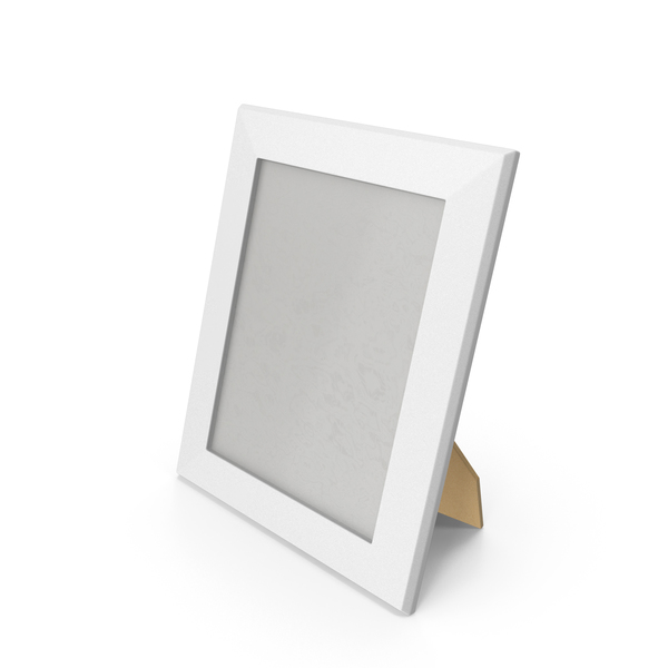 Photo Frame White PNG & PSD Images