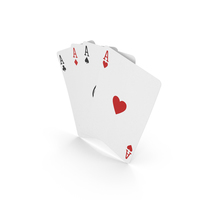 Playing Cards Aces PNG & PSD Images