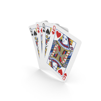 Playing Cards Queens PNG & PSD Images